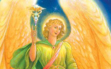 Preghiera all'Arcangelo Raphael