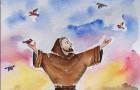 Preghiera di San Francesco: Lodi di Dio Altissimo