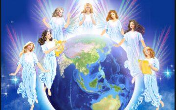Diana Cooper: Gli Angeli della Pace