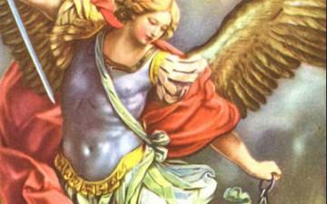 Atto di Consacrazione a San Michele Arcangelo