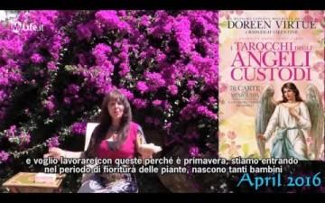 Doreen Virtue: Messaggio degli Angeli per Aprile 2016